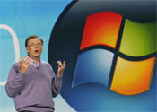 Bill Gates in CES 08