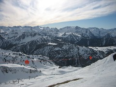 View from top of Pla de Beret lift (2)