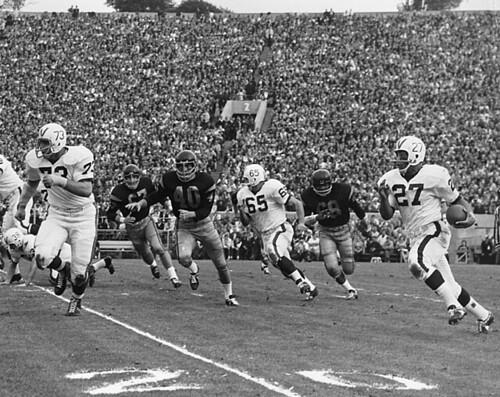 Rose Bowl, 1963