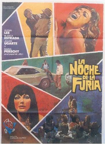 1974 - la noche de la furia