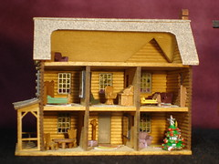 dollhouse for a dollhouse rooms