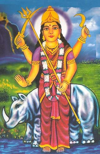 Dhavdi Ma by Ash_Patel.
