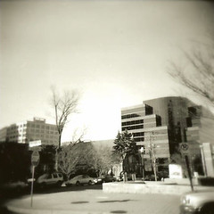 05:3 (hiscozzese) Tags: 120 arlington holga ballston virginiasquare