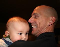 Le Bonheur (Guylaine2007) Tags: famille boy portrait baby happy sourire homme photoquebec