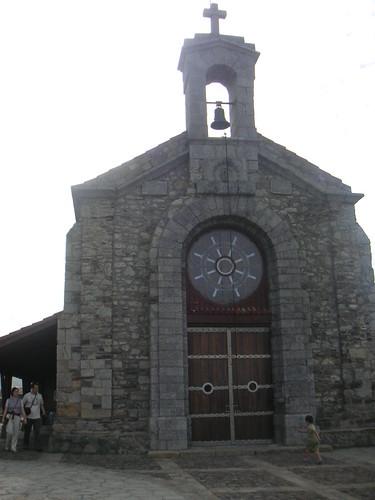 Exterior església