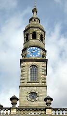 Church tower (mcgin's dad) Tags: tower church glasgow churchtower standrewschurch canondigitalixus70 rocchecastelli rocchefariecastellicastleslighthosesbelltowers