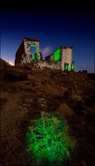 Tinoca haunted house (maccanti) Tags: old light house green grass grancanaria painting casa haunted decayed norte laspalmas hierba tinoca