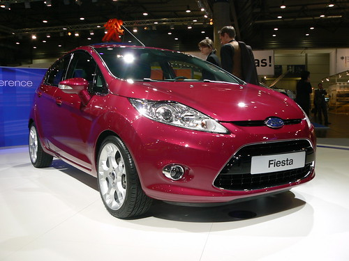 Ford Fiesta, 2009 by Thomas Gigold.