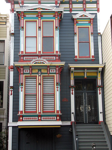 24 Street Painted Lady