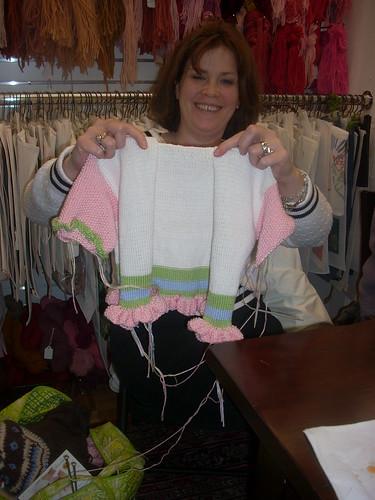 Debbie Ware cardigan