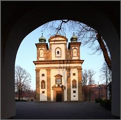Church in Nowy Wiśnicz (SilesianBromba) Tags: wiosna małopolska nowywiśnicz silesianbromba