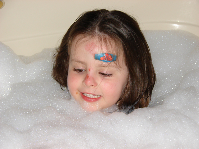 Bubbles and Bandaids