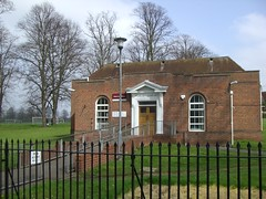 Palmers Park library