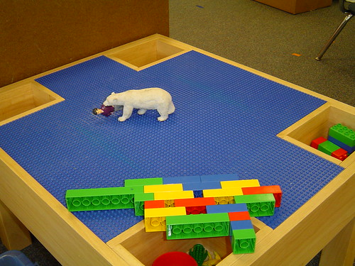 Lego Table Building Plans