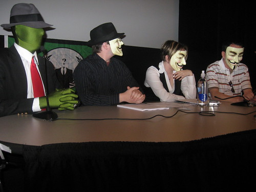 Anonymous panel on Scientology