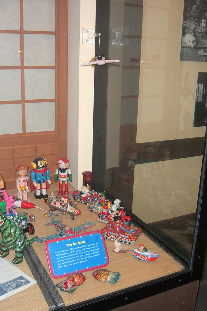 Toys for Japan