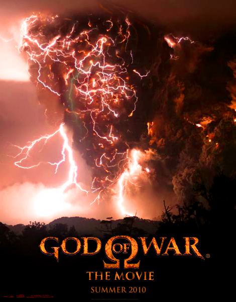 God of War Movie Poster Teaser