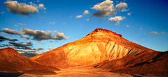 Breakaways - Coober Pedy (Georgie Sharp) Tags: sunset sunlight colours desert australia outback breakaways coober pedy auselite cmwdorange