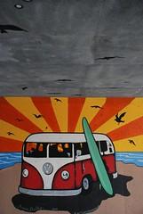 DSC_0877 (Kurt Christensen) Tags: art beach painting mural surf thrust gilgobeach gilgo