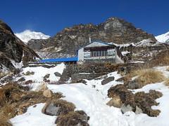 Machapuchare Base Camp