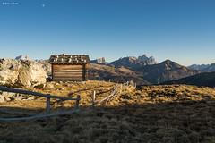 Baita Sìef (sml_sc) Tags: forcellasief coldilana cimasief dolomites montagne italy nikon