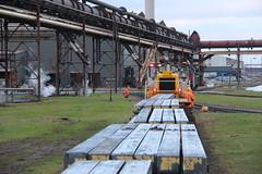 IMG_0782   British Steel, Scunthorpe (SomeBlokeTakingPhotos) Tags: britishsteel steel steelworks steelmill steelindustry stahlwerk stahl heavyindustry manufacturing industrialrailway torpedocar