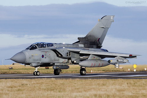 Royal Air Force, Tornado GR4, ZD849 / 110.