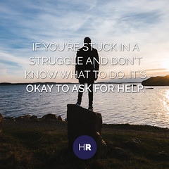 Ask for help (Harun-Rashid) Tags: quotes social inspiration motivation life struggle whattodo help bepositive