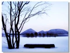 JAPAN  Hokkaido Lake Toya 2 (Ming - chun (