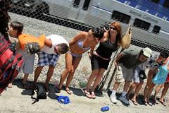 IMG_1526 (moonamtrak) Tags: girls moon girl train butt amtrak mooning laguna flashing metrolink amtrack niguel