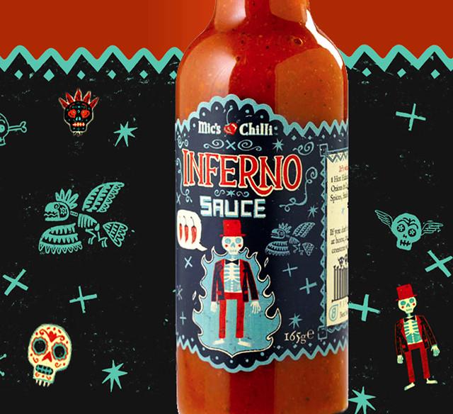 Mic's Chili sauce