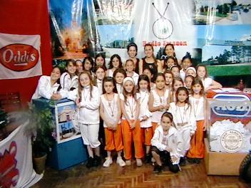 Profesoras y Alumnas de Chiqui Gym