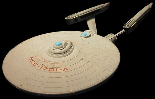 StarTrek NCC1701A Enterprise