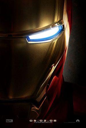 Iron Man (2008) teaser poster