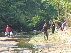 2006 ACE Four Mile Run Cleanup