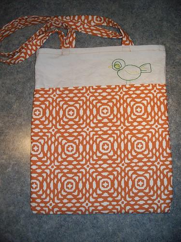 Simple Sewing Tote Bag