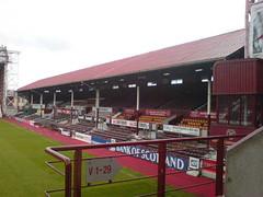 Tynecastle Park, Main Stand (tcbuzz) Tags: hearts edinburgh heart tynecastle midlothian