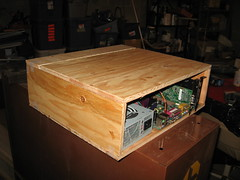 IMG_4874 (Legodude522) Tags: wood computer pc mod amd case 1100