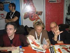 Rosenzweig, Ferrario e Cajelli