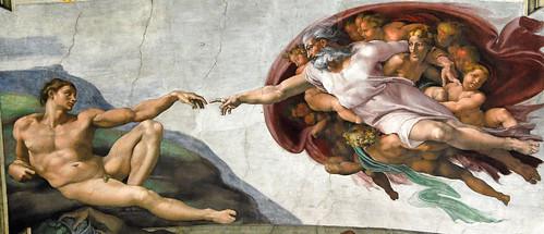 Sistine Chapel - Det sixtinske kapell by lasse christensen, on Flickr