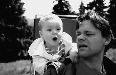 Ooooooh My God !!! (Bea Kotecka *Come back :) *) Tags: family baby peter littlestories flickrsbest impressionsexpressions beakotecka picswithsoul canoneos500e analogpics mastersoflifegallery