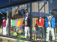 Burton Flagship Storefront