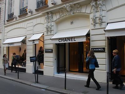 Compras en Paris