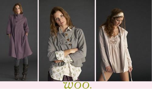 Staci Woo fashions