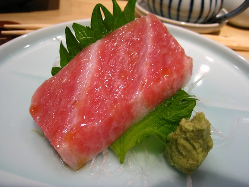 Otoro Sashimi @ Tatsuya.JPG