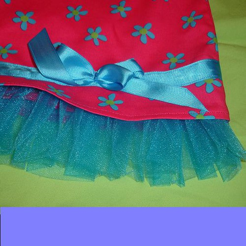 Flower Power Tutu Dress #2