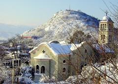 Plovdiv, St. Mina Church (proxima2) Tags: winter church town bulgaria orthodox plovdiv blueribbonwinner abigfave platinumheartaward proxima2