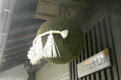 杉玉 (sugi-dama)