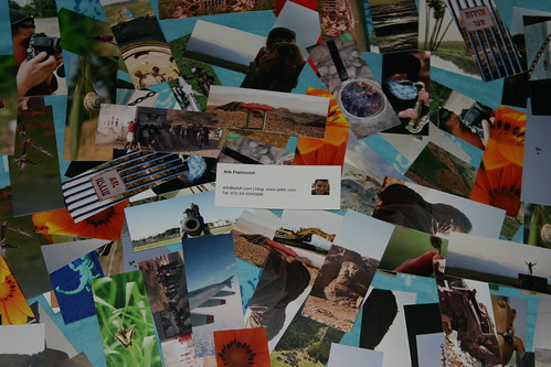 My Moo Mini cards! :-)