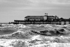 Hastings Pier (Malc H) Tags: england storm waves hastings hastingspier stormyseas aplusphoto